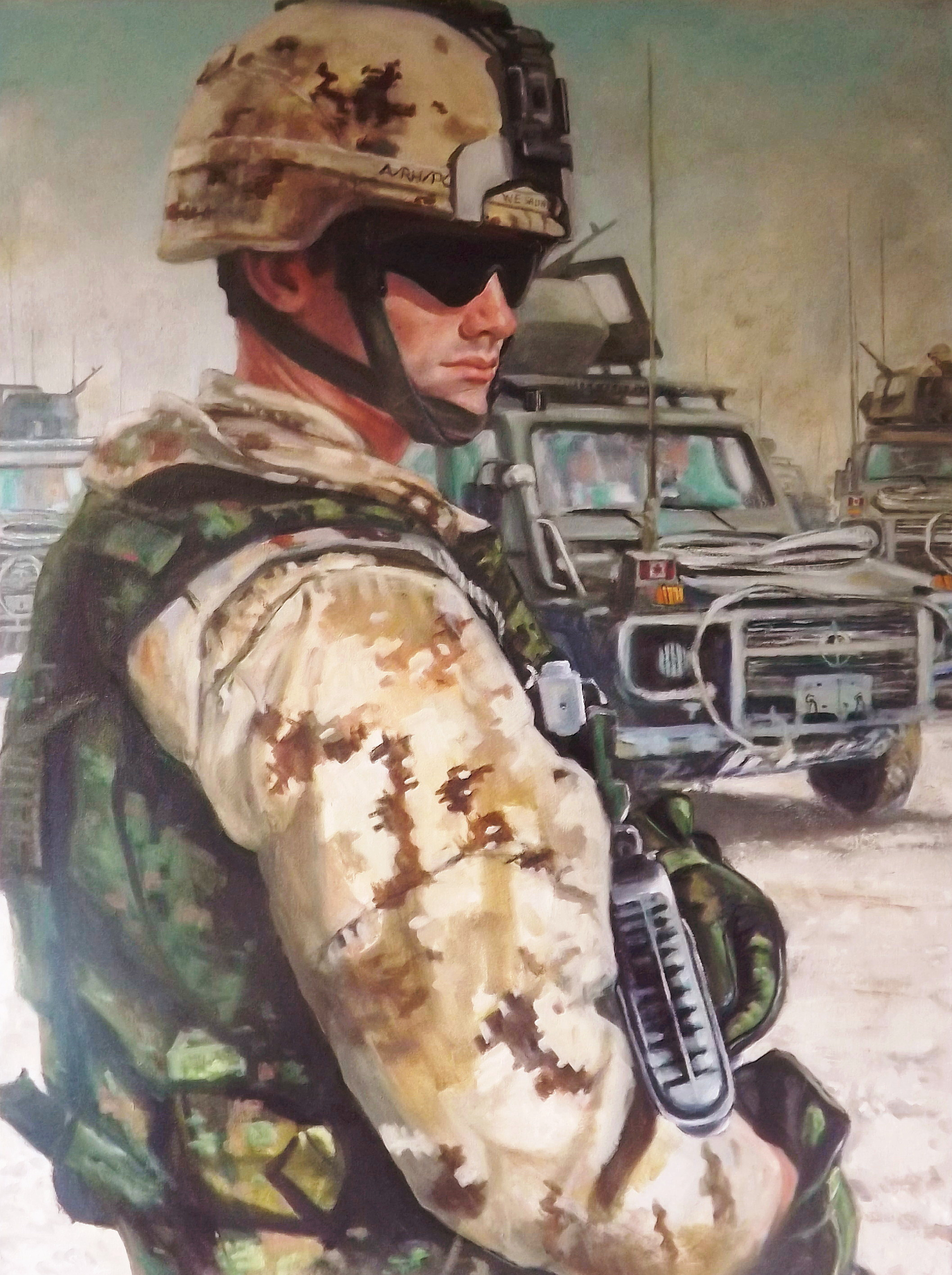 Military Paintings